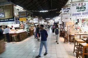 Bogyoke Markt in Yangon