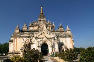 Gawdawpalin Tempel in Bagan