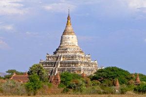 Shwesandaw Tempel in Bagan
